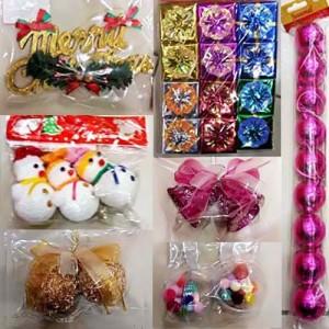 Christmas Tree Decoration Set-2