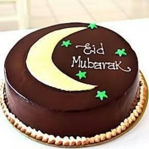 Min 1kg - EID Cake Chocolate - SKUEID201822