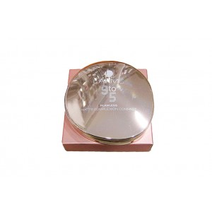 Lakme 9 to 5 Flawless Matte Complexion Compact Almond - OBC2026