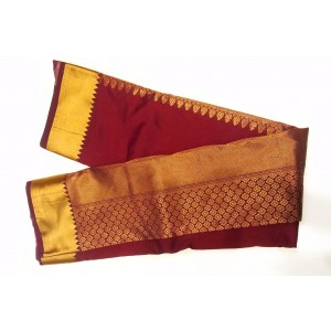 Art Silk Saree - Send Gift to Kerala