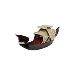 Traditional Kerala Houseboat - Send gift to Kerala