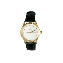 Titan Analog Watch For Men - NF1580YL04