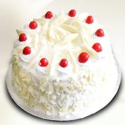 White forest cake 1 KG - SKUCAK2017PL1